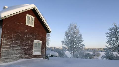 Ahorra energía usando madera en la construcción de tu vivienda