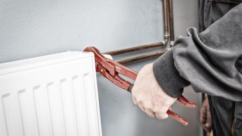 Cómo purgar los radiadores de calefacción
